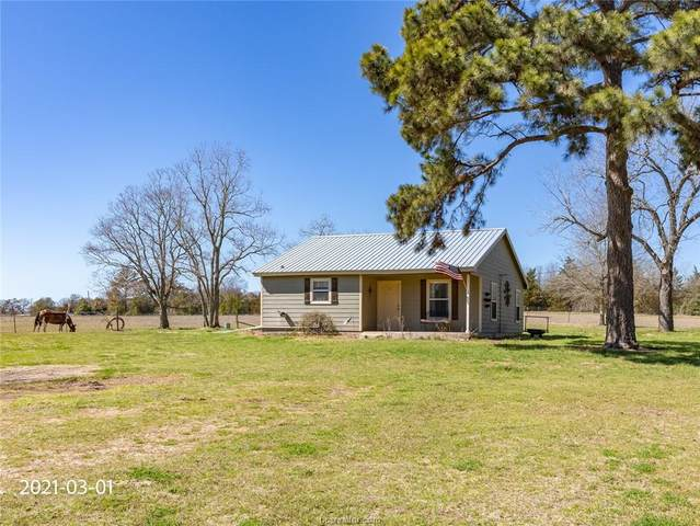540 W Avenue I, Milano, TX 76556 (MLS #21001994) :: My BCS Home Real Estate Group