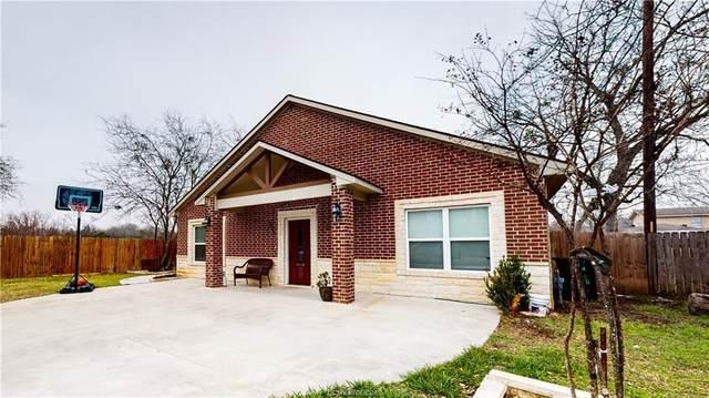 1901 Orman Street, Bryan, TX 77801 (MLS #21001998) :: My BCS Home Real Estate Group