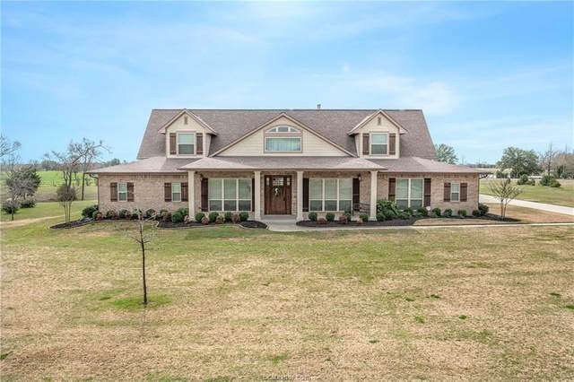 7300 Limestone Court, Bryan, TX 77808 (MLS #21002005) :: NextHome Realty Solutions BCS