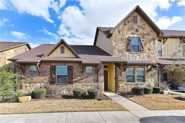 213 Capps Drive, College Station, TX 77845 (MLS #21002009) :: My BCS Home Real Estate Group