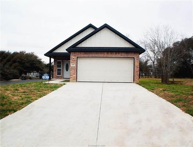 1508 Pecan Street, Bryan, TX 77803 (MLS #21002010) :: Treehouse Real Estate