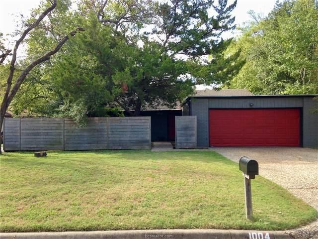 1004 Arboles Circle, College Station, TX 77840 (MLS #21002060) :: NextHome Realty Solutions BCS