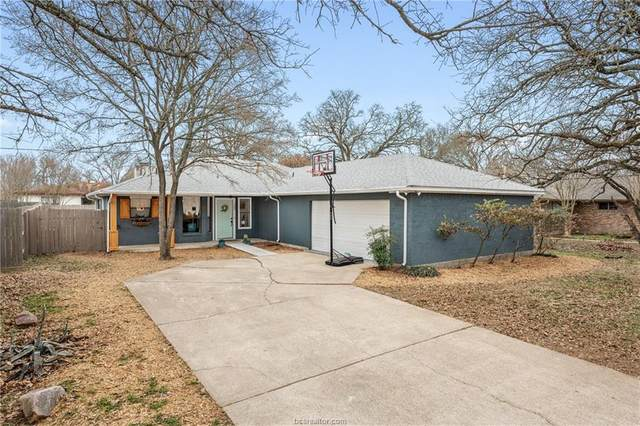 1002 San Saba Drive, College Station, TX 77845 (MLS #21002076) :: My BCS Home Real Estate Group