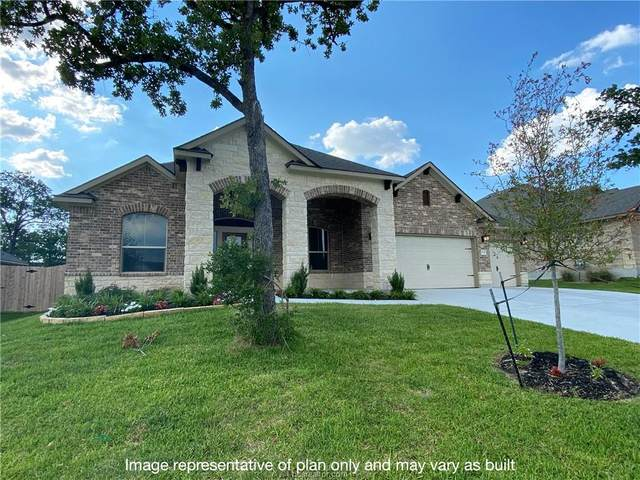 2713 Wardford Way, College Station, TX 77845 (MLS #21002077) :: Cherry Ruffino Team