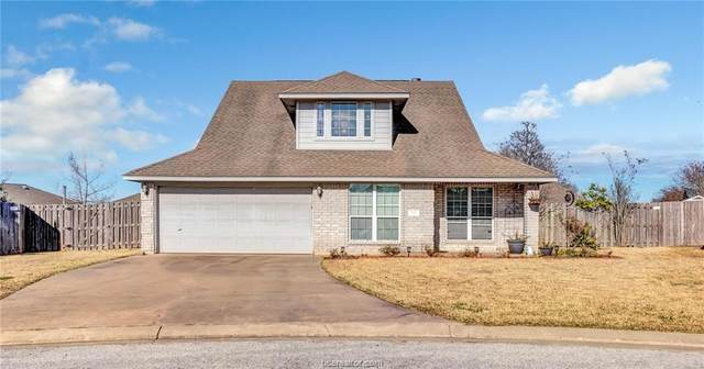 1113 Coeburn Court, College Station, TX 77845 (MLS #21002125) :: The Lester Group