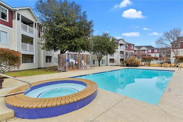 521 Southwest Parkway #102, College Station, TX 77840 (MLS #21002136) :: RE/MAX 20/20