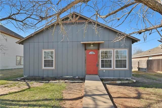 609 Preston Street, College Station, TX 77840 (MLS #21002149) :: BCS Dream Homes
