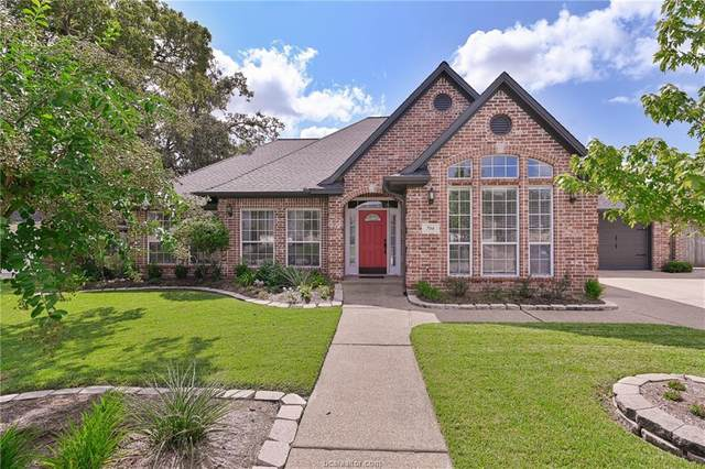 704 Coral Ridge W., College Station, TX 77845 (MLS #21002163) :: BCS Dream Homes