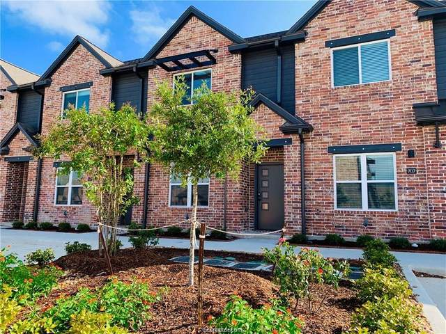1451 Associates Avenue #710, College Station, TX 77845 (MLS #21002188) :: The Lester Group