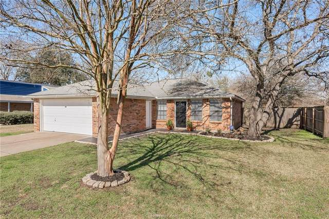 915 San Saba Drive, College Station, TX 77845 (MLS #21002193) :: The Lester Group