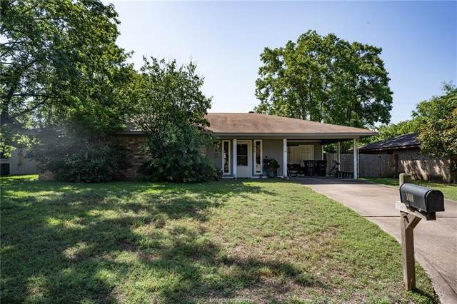 1414 Clement Court, College Station, TX 77840 (MLS #21002202) :: NextHome Realty Solutions BCS