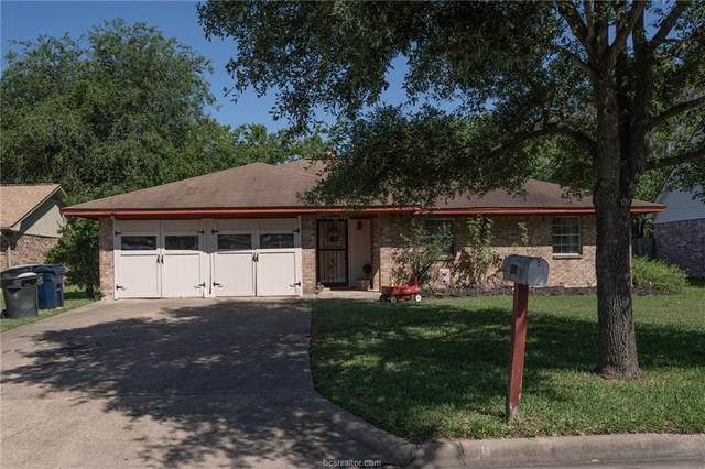 1413 Clement Court, College Station, TX 77840 (MLS #21002204) :: NextHome Realty Solutions BCS