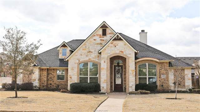 4320 Norwich Drive, College Station, TX 77845 (MLS #21002216) :: NextHome Realty Solutions BCS