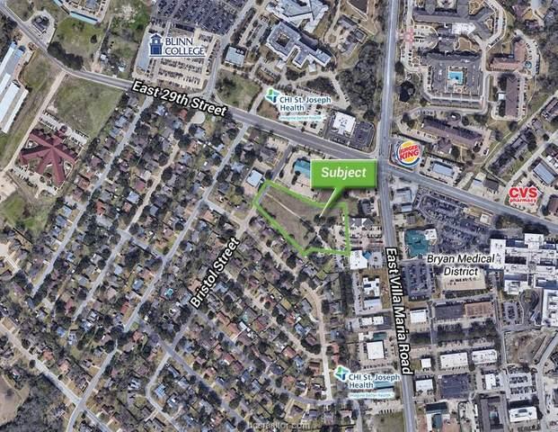 1401 Bristol Street, Bryan, TX 77802 (MLS #21002219) :: Cherry Ruffino Team