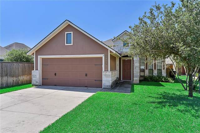 3903 Yegua Creek Court, College Station, TX 77845 (MLS #21002235) :: BCS Dream Homes