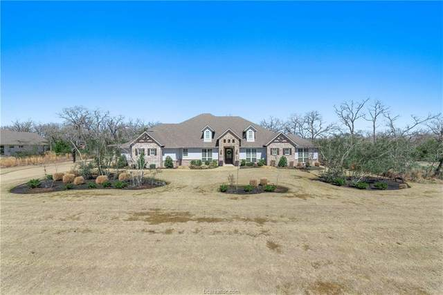 17361 Cheveyo Cove, College Station, TX 77845 (MLS #21002244) :: The Lester Group