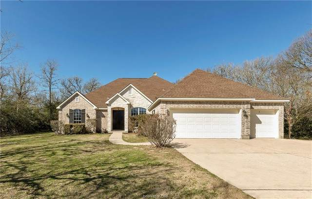 4992 Drake Drive, College Station, TX 77845 (MLS #21002245) :: NextHome Realty Solutions BCS