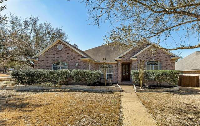 4401 Belvoir Court, College Station, TX 77845 (MLS #21002253) :: The Lester Group