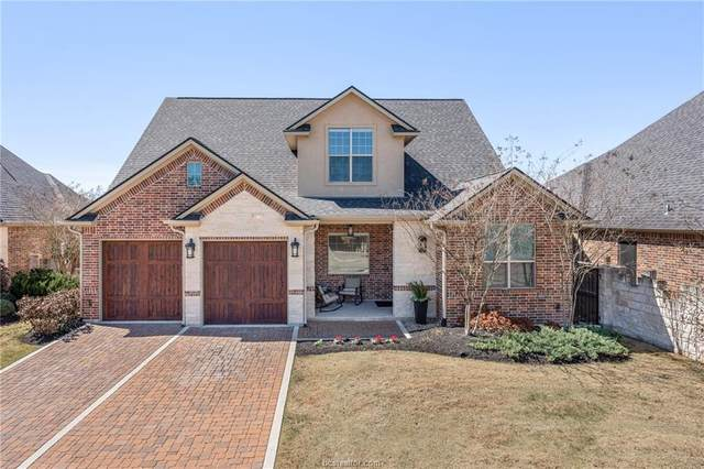 4316 Velencia Court, College Station, TX 77845 (MLS #21002258) :: The Lester Group