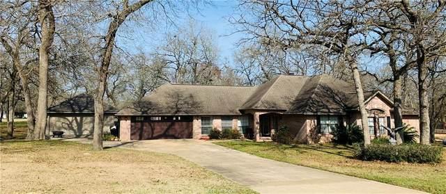 10 Bobby Jones Lane, Hilltop Lakes, TX 77871 (MLS #21002275) :: BCS Dream Homes