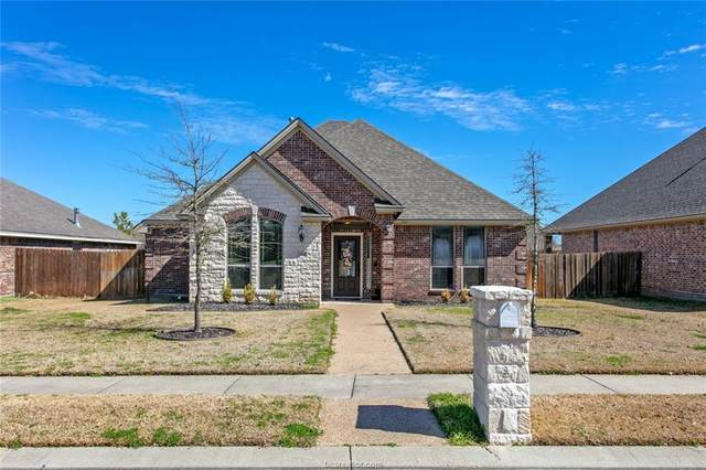 3913 Tournay Lane, College Station, TX 77845 (MLS #21002276) :: My BCS Home Real Estate Group