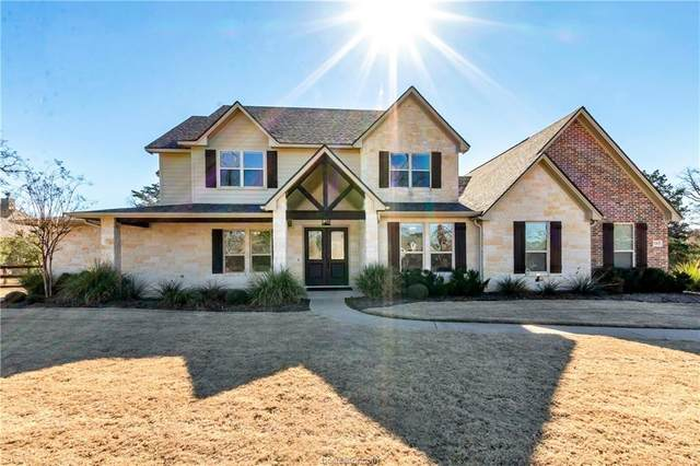 5367 Canvasback Cove, College Station, TX 77845 (MLS #21002283) :: BCS Dream Homes