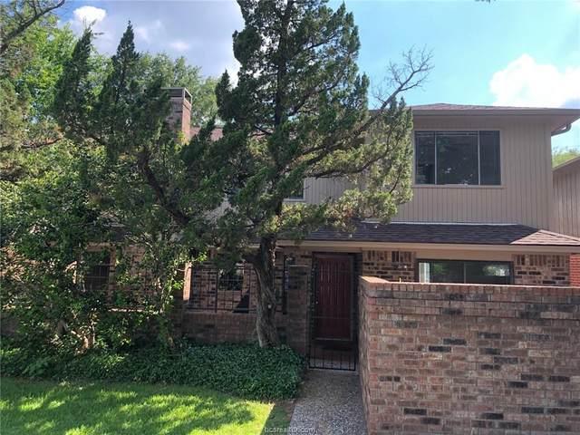 2903 Broadmoor, Bryan, TX 77802 (#21002286) :: ORO Realty