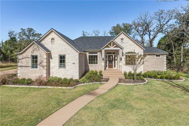 1438 Royal Adelade Drive, College Station, TX 77845 (MLS #21002293) :: My BCS Home Real Estate Group