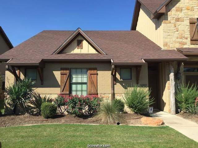 132 Armored Avenue, College Station, TX 77845 (MLS #21002297) :: The Lester Group