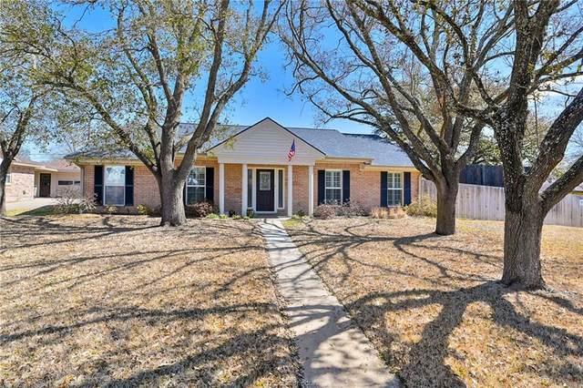 3705 Oak Ridge Drive, Bryan, TX 77802 (MLS #21002300) :: BCS Dream Homes
