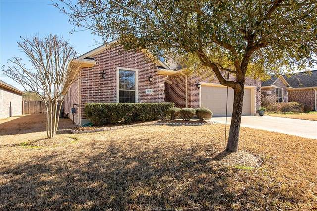 2216 Ironwood Drive, College Station, TX 77845 (MLS #21002301) :: My BCS Home Real Estate Group