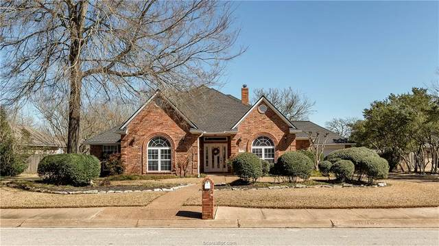 4912 Firestone Drive, College Station, TX 77845 (MLS #21002310) :: BCS Dream Homes