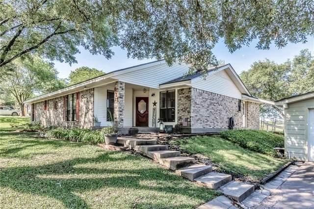 831 N Gray Street, Caldwell, TX 77836 (MLS #21002312) :: My BCS Home Real Estate Group