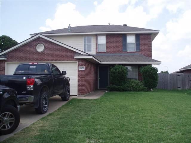 2402 Antelope Lane, College Station, TX 77845 (MLS #21002324) :: Cherry Ruffino Team