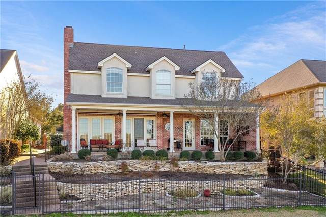 4770 Stonebriar Circle, College Station, TX 77845 (MLS #21002327) :: My BCS Home Real Estate Group