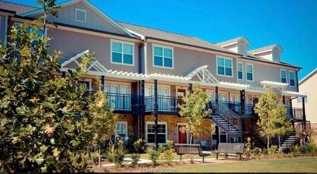 1725 Harvey Mitchell Parkway #2021, College Station, TX 77840 (MLS #21002335) :: My BCS Home Real Estate Group