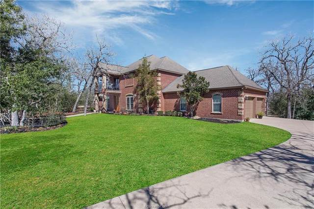 3600 Eagle Nest, College Station, TX 77845 (MLS #21002336) :: My BCS Home Real Estate Group