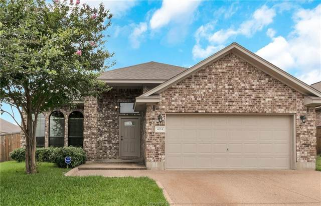 4014 Bittern Drive, College Station, TX 77845 (MLS #21002340) :: My BCS Home Real Estate Group