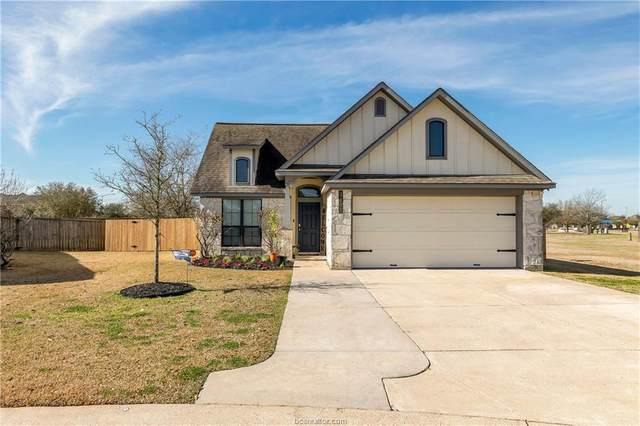 3805 Wild Horse Creek Court, College Station, TX 77845 (MLS #21002346) :: RE/MAX 20/20