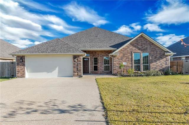 1006 Dove Chase Lane, College Station, TX 77845 (MLS #21002351) :: My BCS Home Real Estate Group