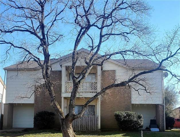 1008 Autumn Circle A-D, College Station, TX 77840 (MLS #21002362) :: RE/MAX 20/20