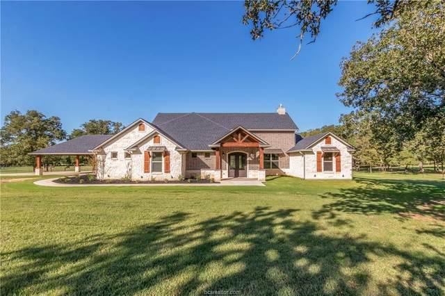 13410 Ferrill Creek Road, Bryan, TX 77808 (MLS #21002364) :: My BCS Home Real Estate Group
