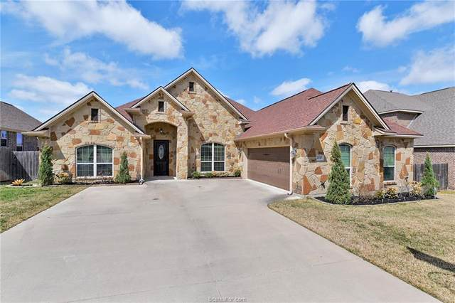 2610 Cartington Court, College Station, TX 77845 (MLS #21002379) :: Cherry Ruffino Team