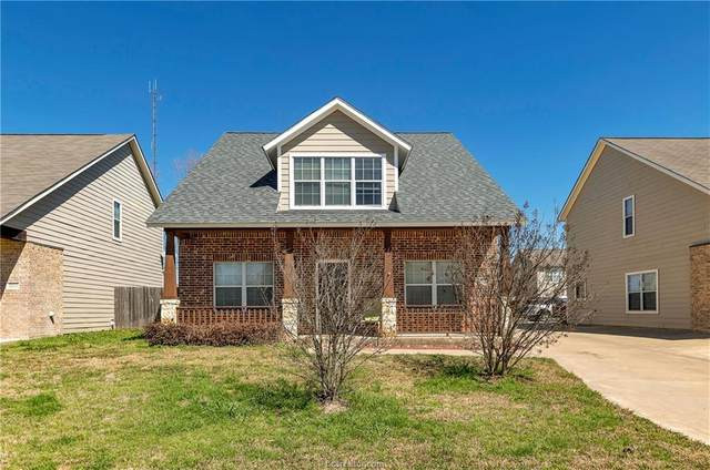 6905 Appomattox Drive, College Station, TX 77845 (MLS #21002380) :: Treehouse Real Estate