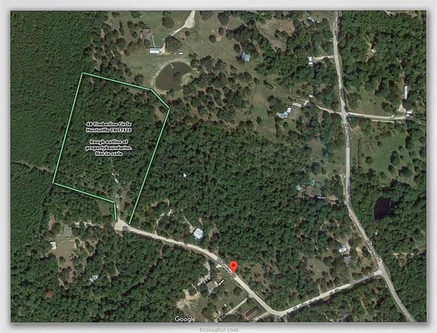 48 Timberline Circle, Huntsville, TX 77320 (MLS #21002386) :: My BCS Home Real Estate Group