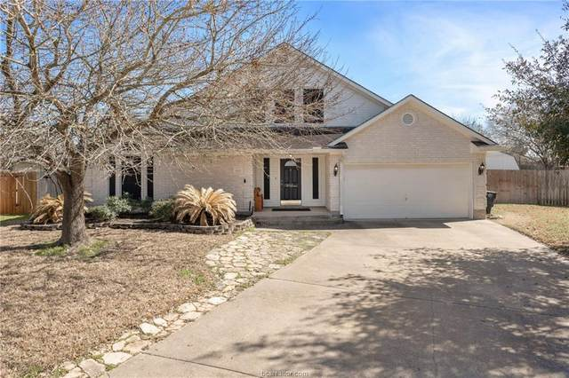 1202 Baywood Court, College Station, TX 77845 (MLS #21002428) :: RE/MAX 20/20