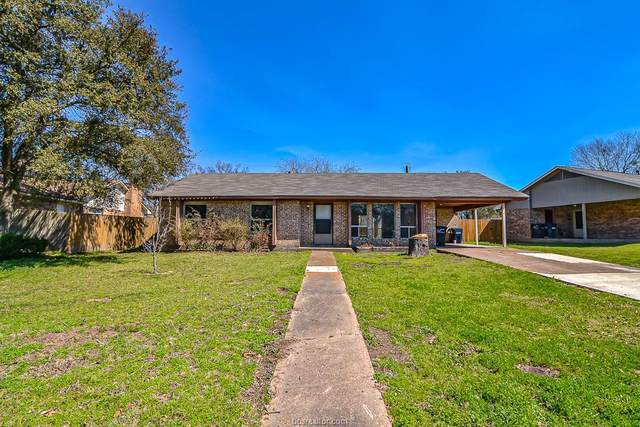 3013 Normand Drive, College Station, TX 77845 (#21002451) :: ORO Realty
