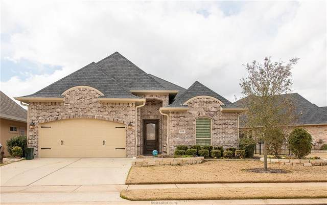 5149 Stonewater Loop, College Station, TX 77845 (MLS #21002495) :: The Lester Group