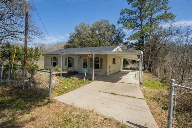 501 Carver St., Snook, TX 77879 (MLS #21002511) :: Chapman Properties Group