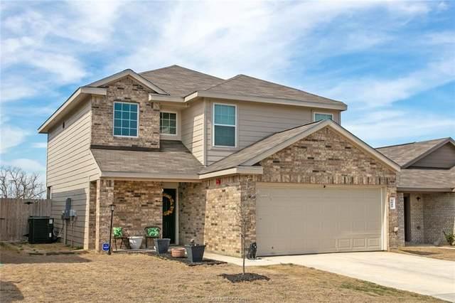 2049 Oakwood Forest Drive, Bryan, TX 77803 (MLS #21002536) :: Chapman Properties Group